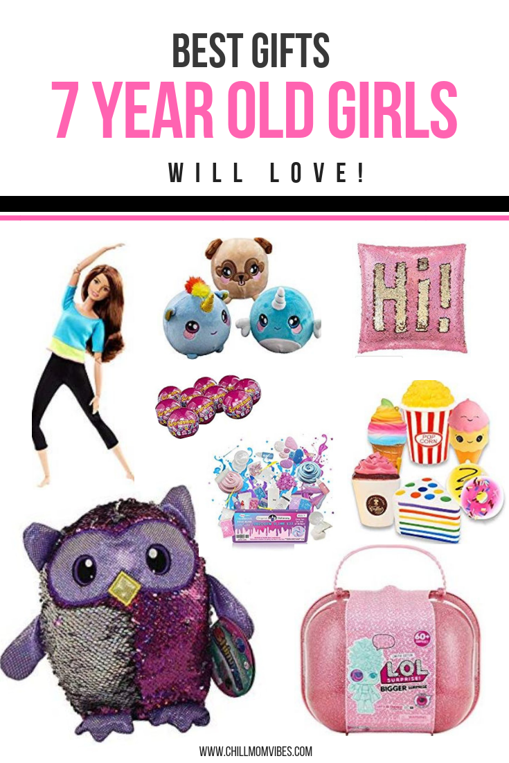 Ive Found The Perfect Gifts For 7 Year Old Girls This Wish List Is Kid Approved By My Very Own Daughter Toy Expert And Flip Sequins Collector