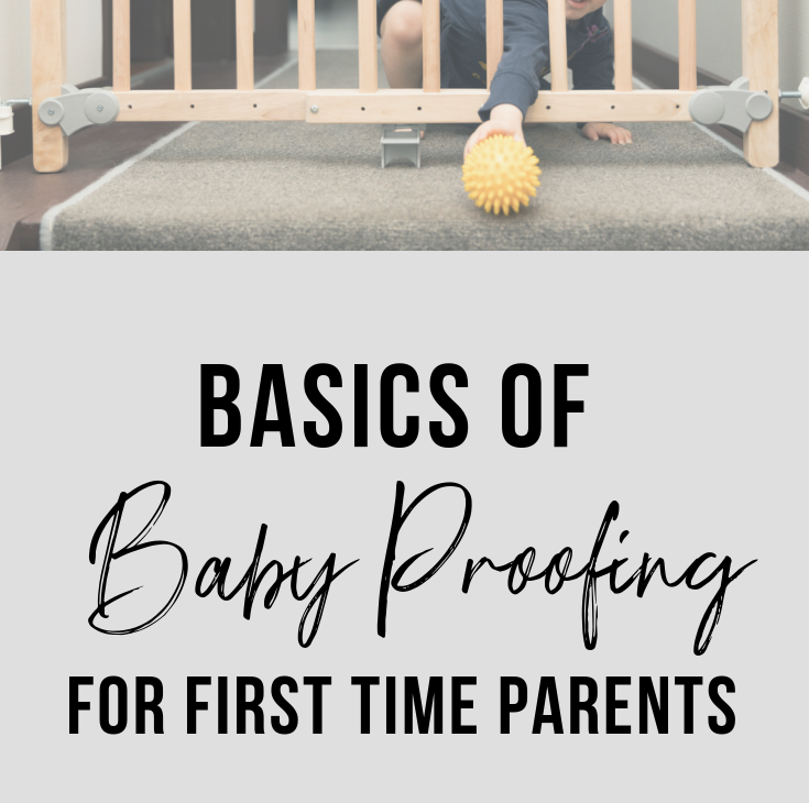 Baby Proofing Guide With Cheap Products Chill Mom Vibes